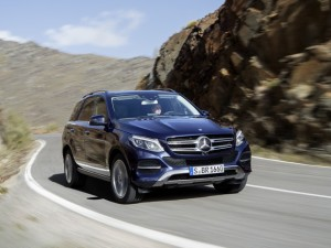 Mercedes-Benz GLE 2016