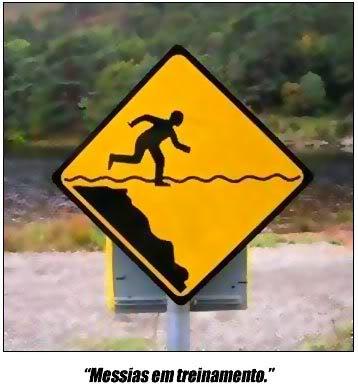 Andar sobre a água?