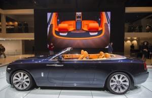 Rolls-RoyceDawn 2016