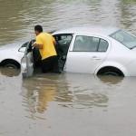 Quais carros resistem melhor a uma enchente?