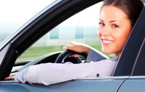 Seguro auto para mulheres
