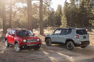 Preço médio do seguro Jeep Renegade