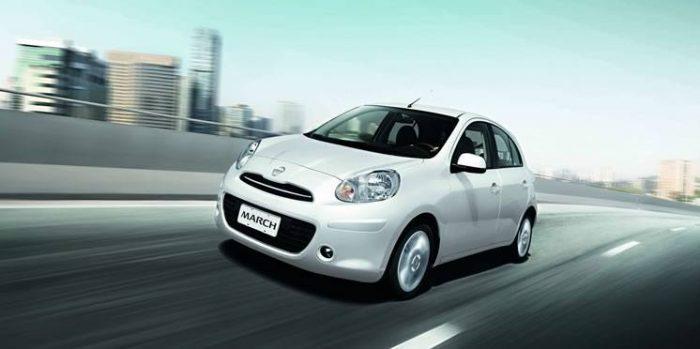 Preço médio do seguro Nissan March