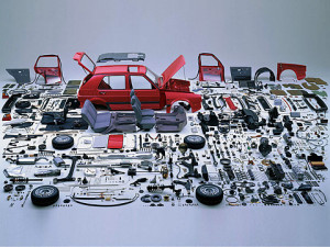 Seguro auto com peças usadas