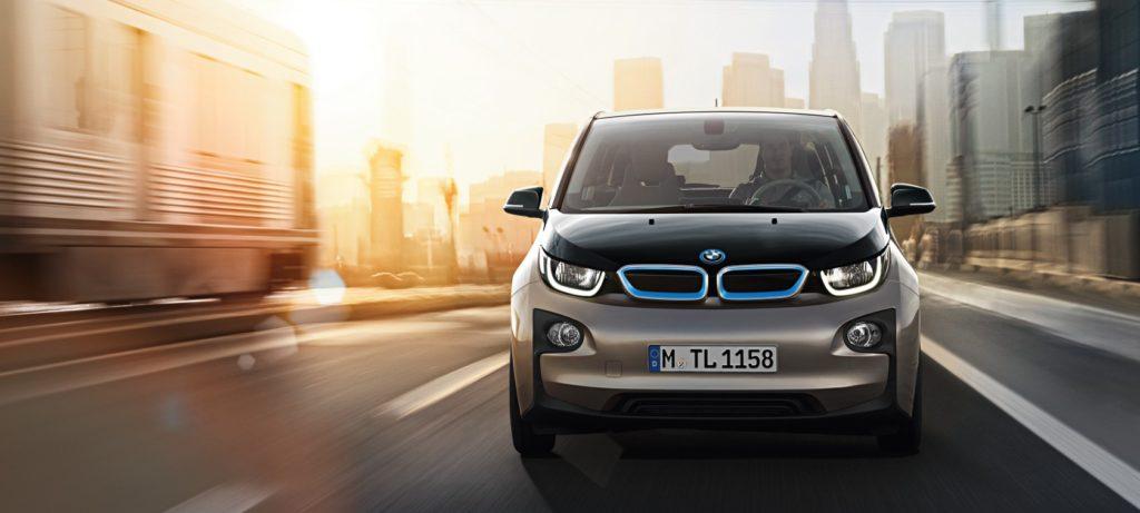 Ouro: BMW i3