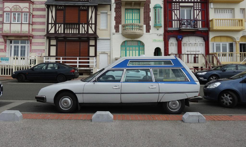 Sarajevo 1984 - Citroen CX Ambulance