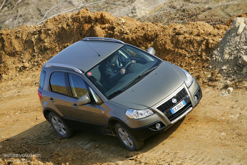 Turim 2006 - Fiat Sedici