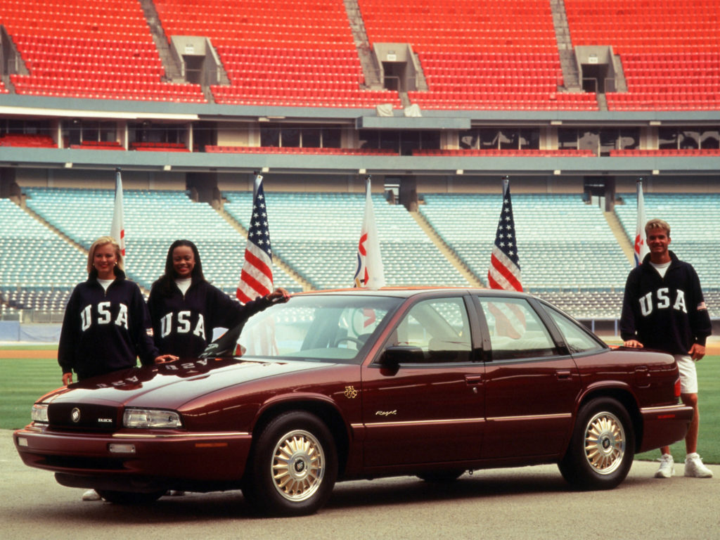 Atlanta 1996 - Buick Regal