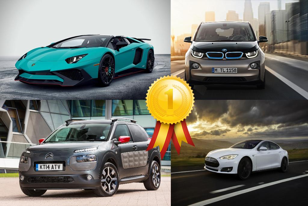 Top carros importados que merecem medalhas olímpicas