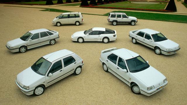 Albertville 1992 - Renault Clio