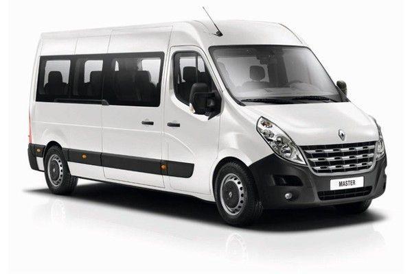 Preço médio do seguro do Renault Master