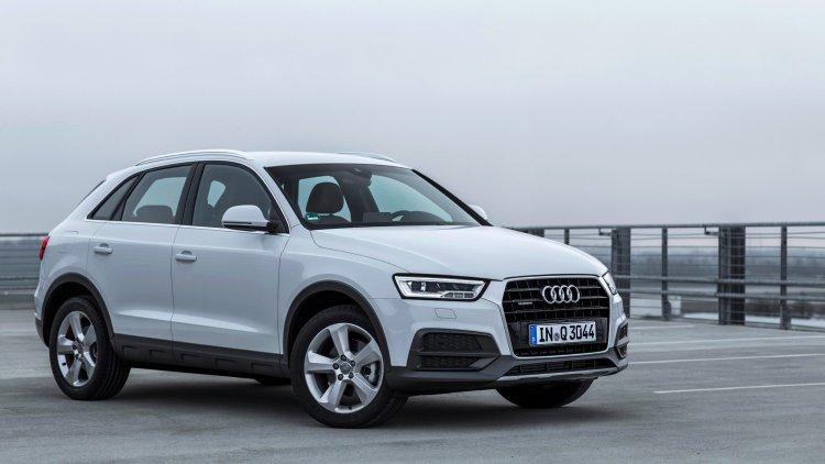 Preço médio do seguro Audi Q3