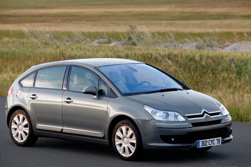 Preço médio do seguro Citroën C4