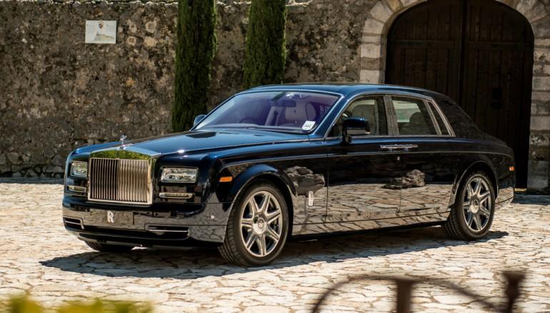 2003 - Rolls-Royce Phantom VII