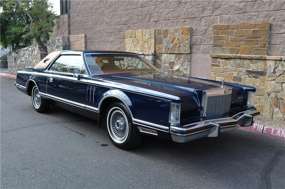 1977 - Lincoln Continental Mark V