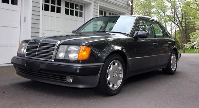 Mercedes-Benz 500E - 1992