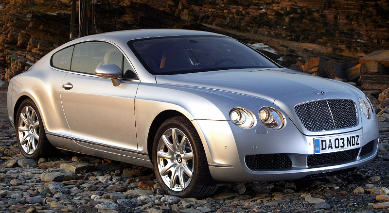 2003 - Bentley Continental GT