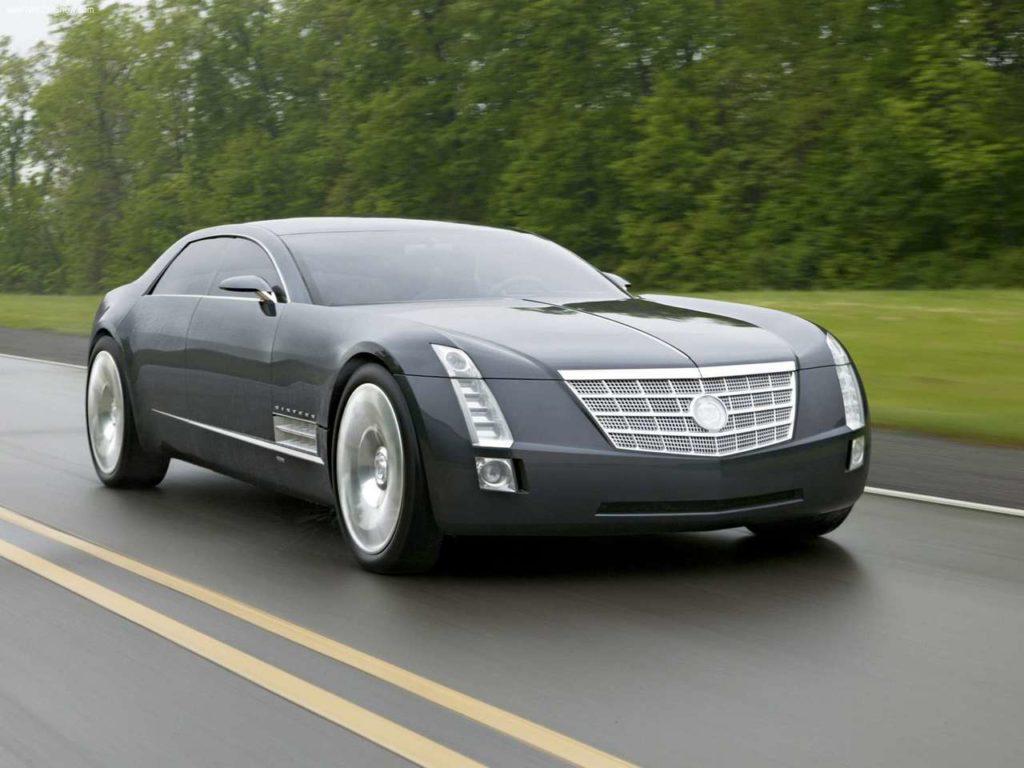 2003 - Cadillac Sixteen