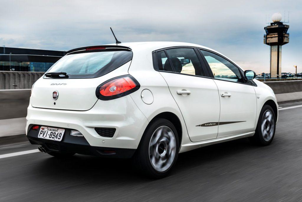 Preço médio do seguro Fiat Bravo