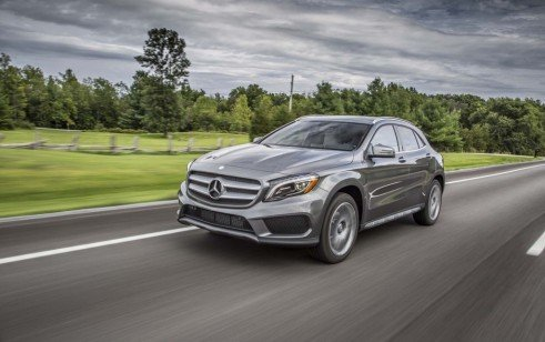 Preço médio do seguro Mercedes-Benz GLA