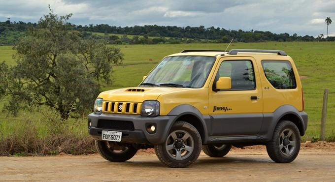 Qual o preço médio do seguro Suzuki Jimny