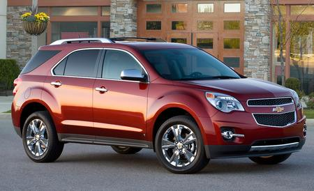 Preço médio do seguro do Chevrolet Equinox