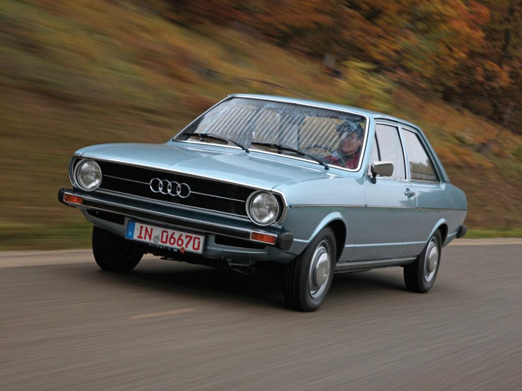 Audi Fox 1973-1979