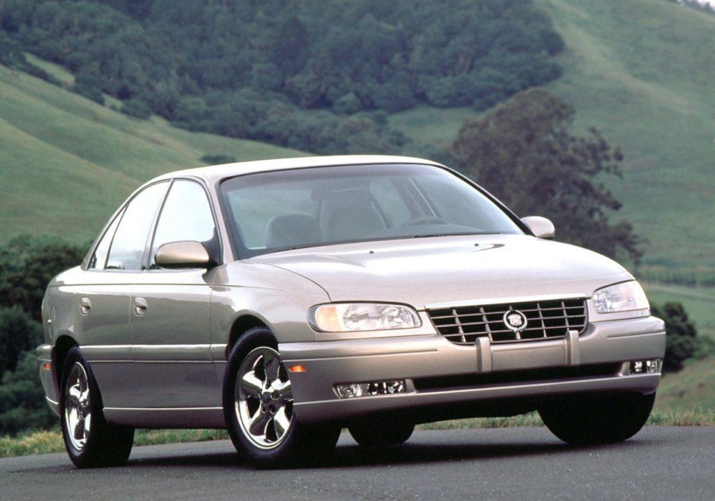 Cadillac Catera 1997-2001