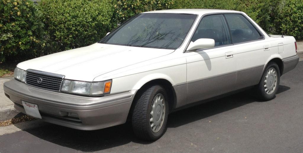 Lexus 250 ES 1989