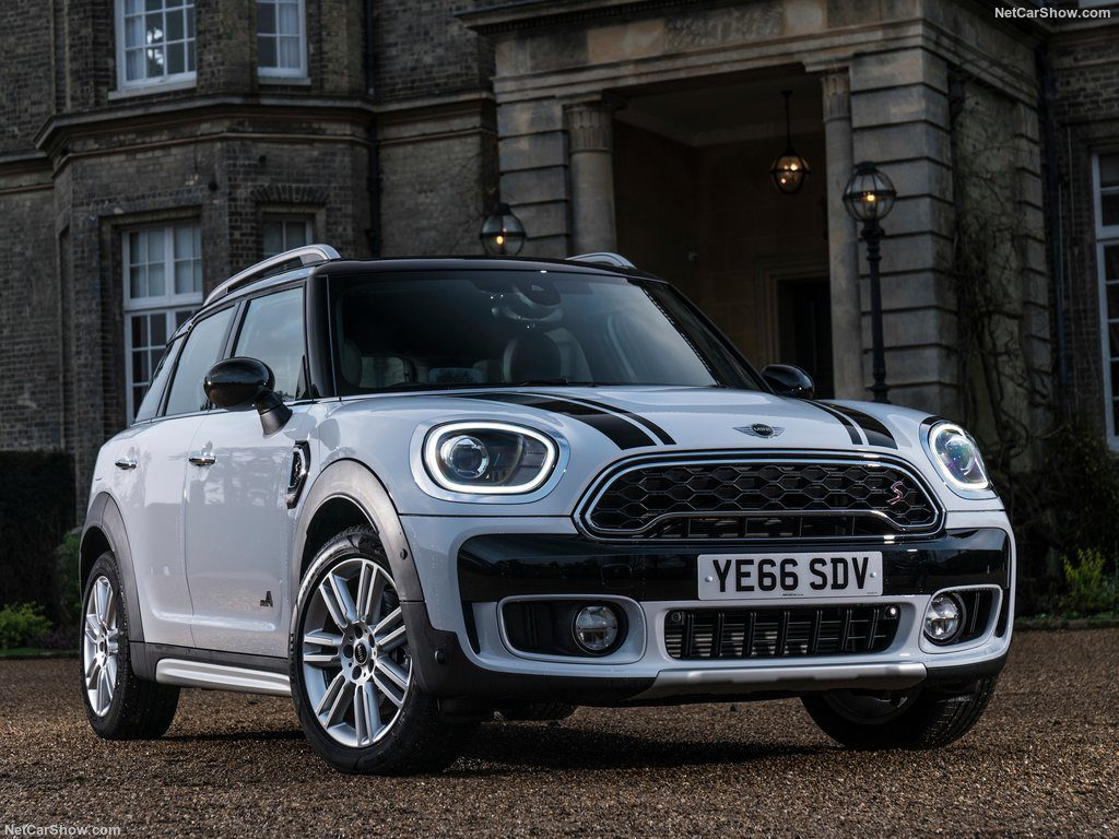 Mini Cooper Countryman S E ALL4