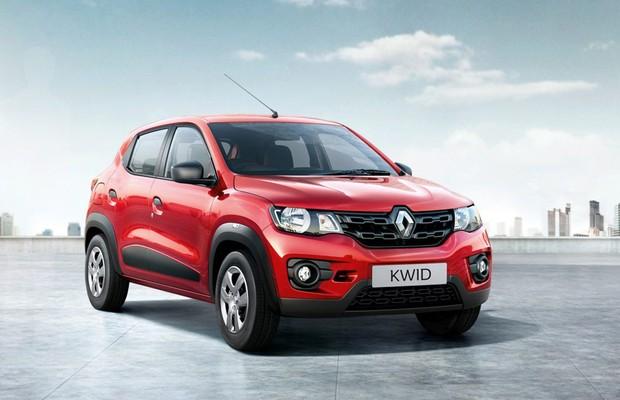 Preço médio do seguro do Renault Kwid