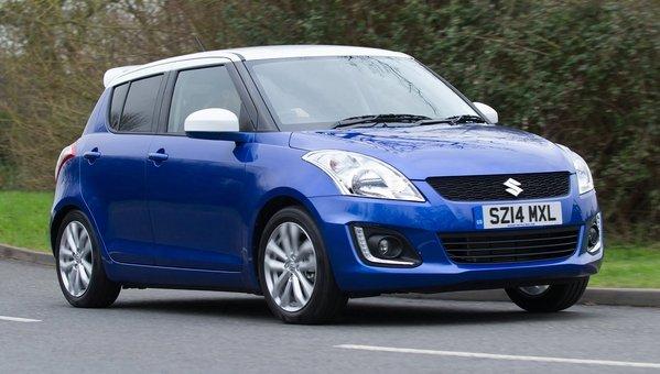 Preço médio do seguro do Suzuki Swift