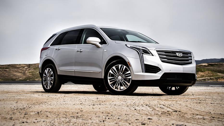 Cadillac XT7
