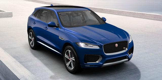 Preço médio do seguro do Jaguar F-Pace