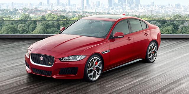 Preço médio do seguro do Jaguar XE