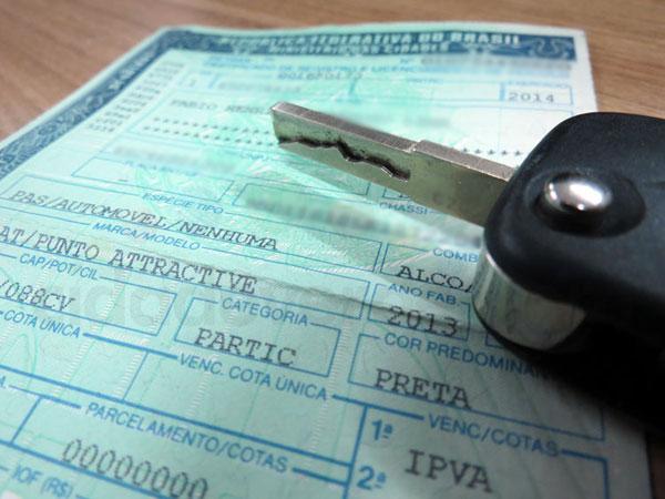 Devolução do IPVA é possível quando o carro é roubado