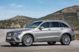 Preço médio do seguro do Mercedes-Benz GLC