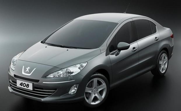 Preço médio do seguro do Peugeot 408