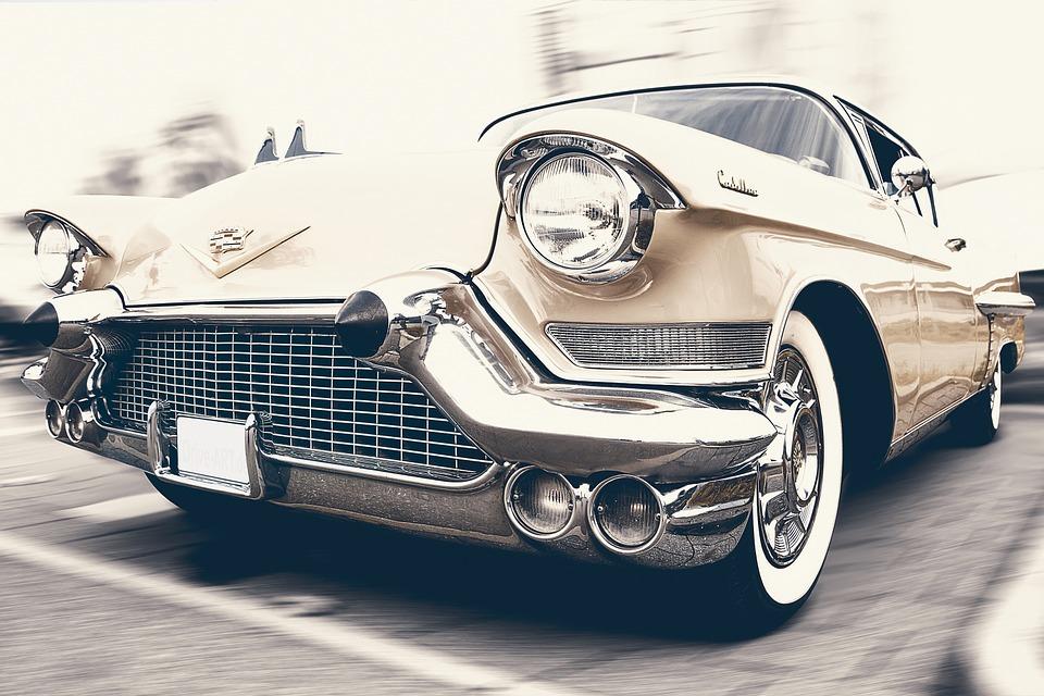 Como restaurar carros clássicos sem gastar muito