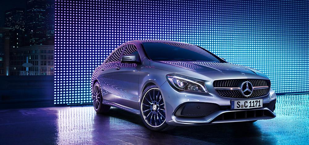 Preço médio do seguro do Mercedes CLA