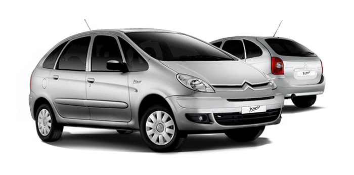 Preço médio do seguro auto Citroen