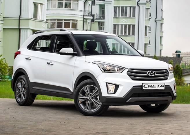 Preço médio do seguro Hyundai Creta 2017