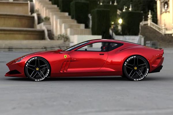 Preço médio do seguro auto Ferrari