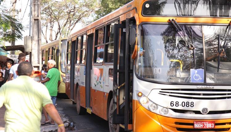 Transporte público e o aumento do diesel