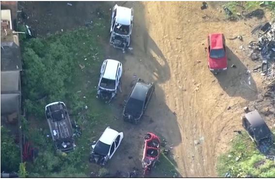 Roubo de carros no Rio - estatística que reflete a crise