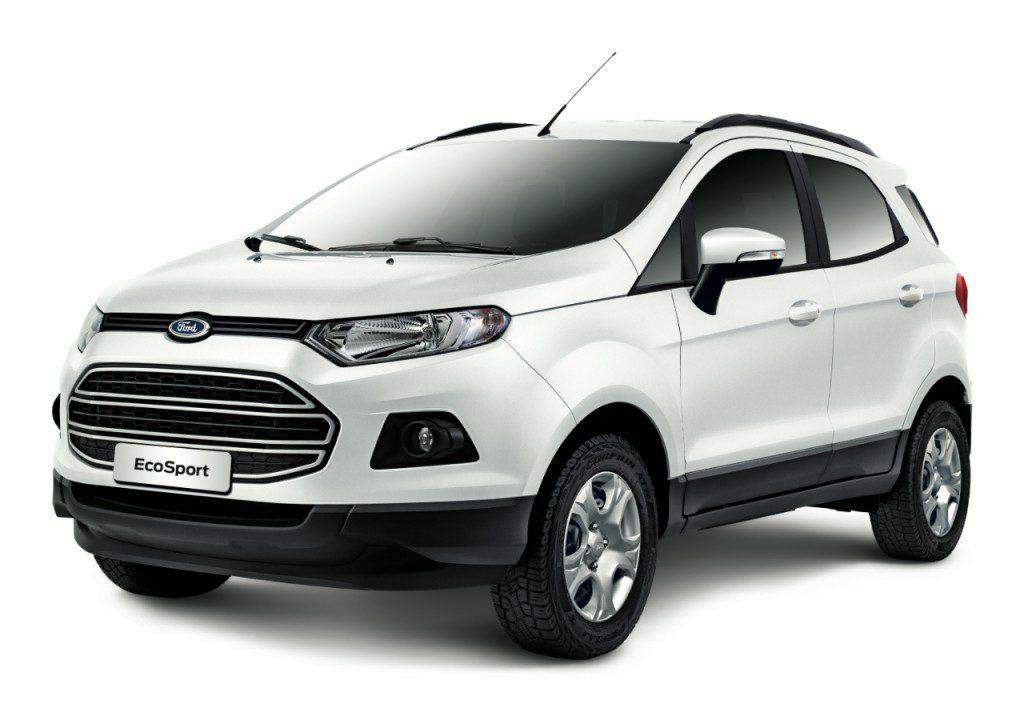 Preço médio do seguro Ford EcoSport 2017
