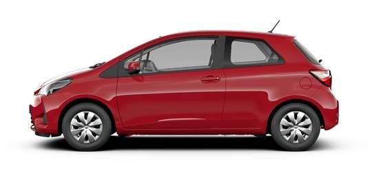Preço médio do seguro do Toyota Yaris