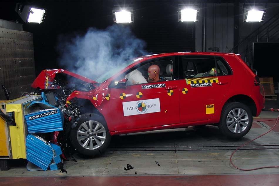 Carros aprovados como os mais seguros do Brasil