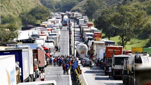 As queixas dos caminhoneiros