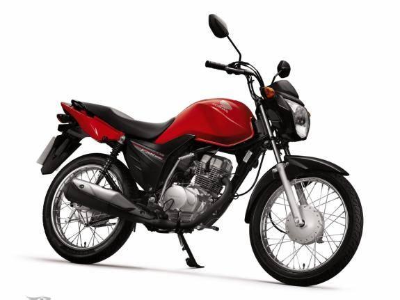 Preço médio do seguro da Honda CG 125